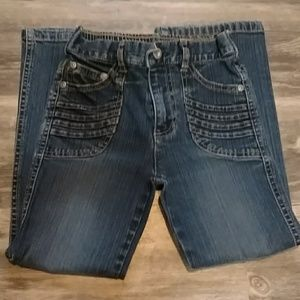 2/$10 Bootcut jeans